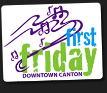 First Friday: Downtown Canton
